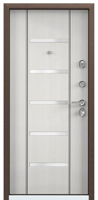 внутренняя сторона двери